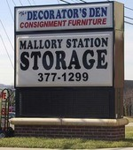 Mallory Station Storage and The Decorator's Den In Brentwood, TN