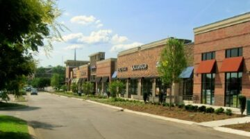 New Restaurants In Brentwood Place Shopping Center