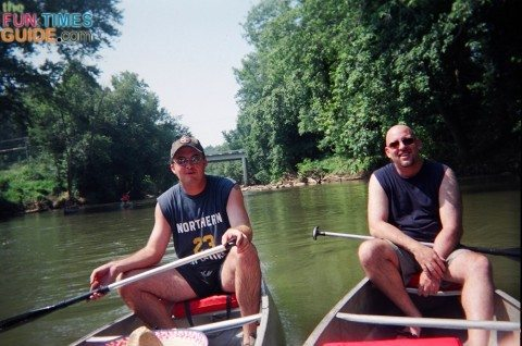 canoeing-in-nashville