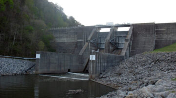 Fishing The Duck River at Normandy Dam