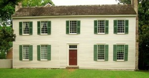 Best Historic Home Near Brentwood:  Travellers Rest