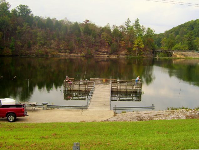 Stocked trout in marrowbone lake the brentwood tn guide for Fishing lakes in tennessee