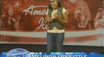 Brentwood TN's Melinda Doolittle On American Idol
