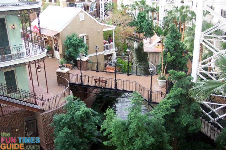 Opryland Hotel In Nashville Is One Of The Most Unique Hotels Tennessee