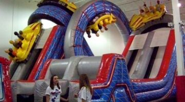 Indoor Jump Zones, Inflatable Play Centers & Trampoline Parks For Kids In Nashville