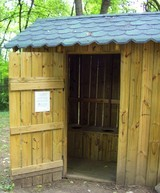 Traditional Tennessee Outhouse: A 3-Seat Outhouse In Nashville!