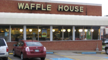Brentwood TN Waffle House: Good Food & Fun Times