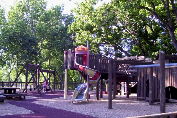 Zip Line Seat >> How To Find Crockett Park Playground In Brentwood, TN | Fun Times Guide to Brentwood TN