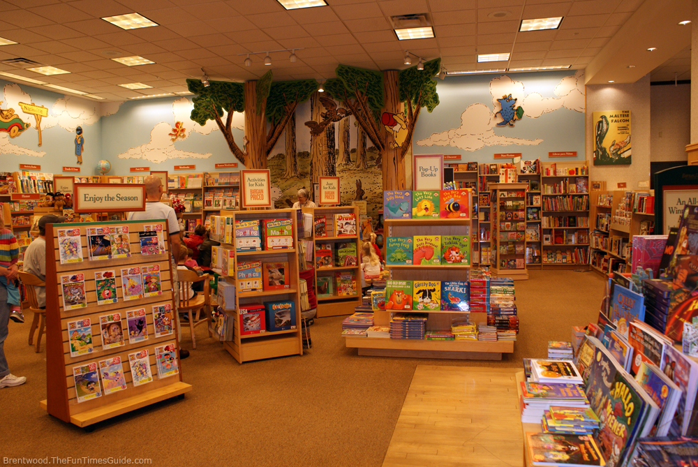 Barnes And Noble Storytime For Kids In Brentwood Tn The