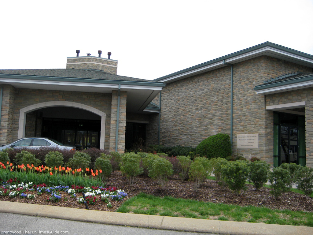 Brentwood Tennessee Library Adds 13 000 Sq Ft The