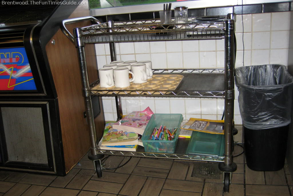 Brentwood tn waffle house good food fun times the for Waffle house classic jukebox favorites