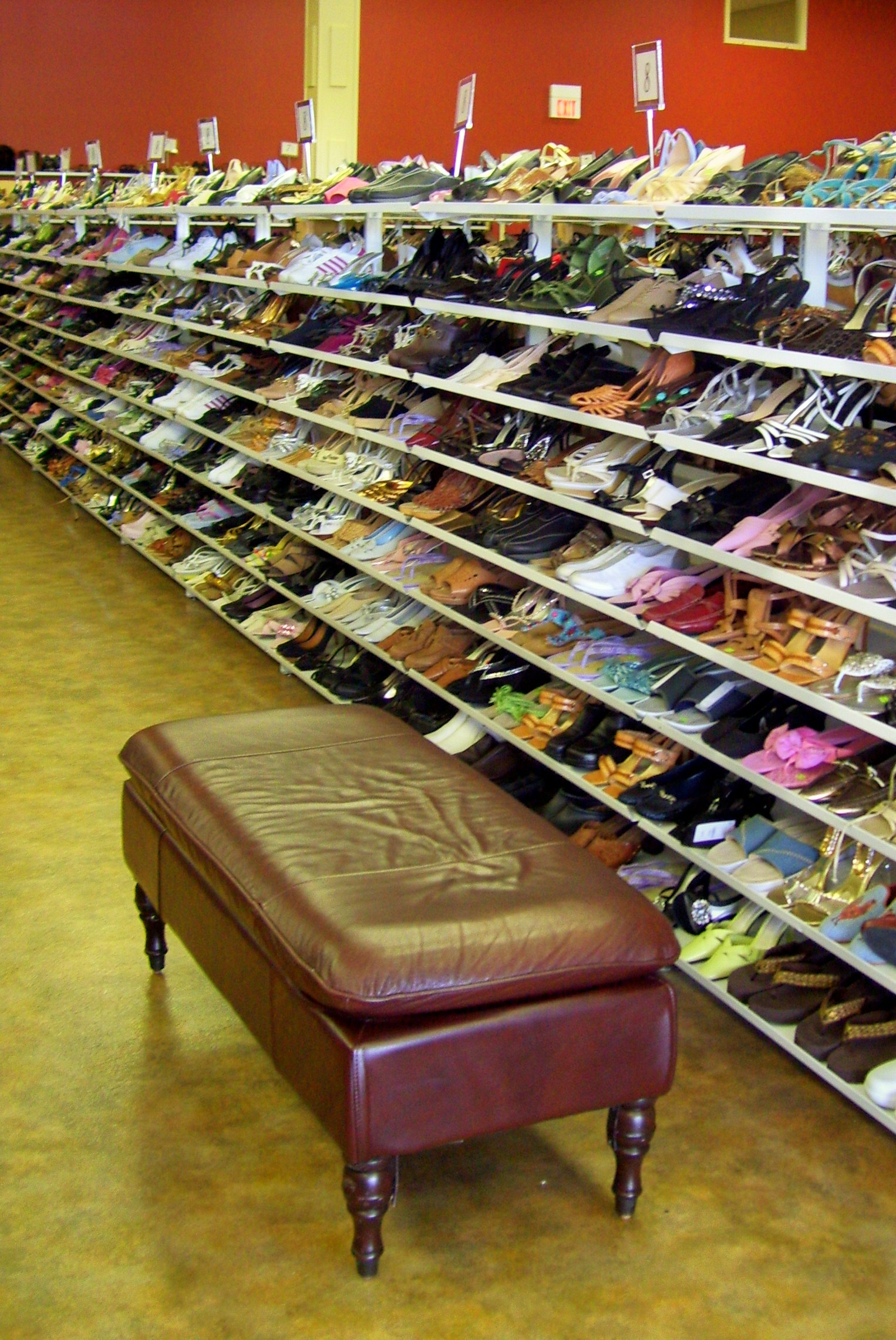 Shoe Stores Shoes From Wht 90s For Women For Men For Girls Size Chart