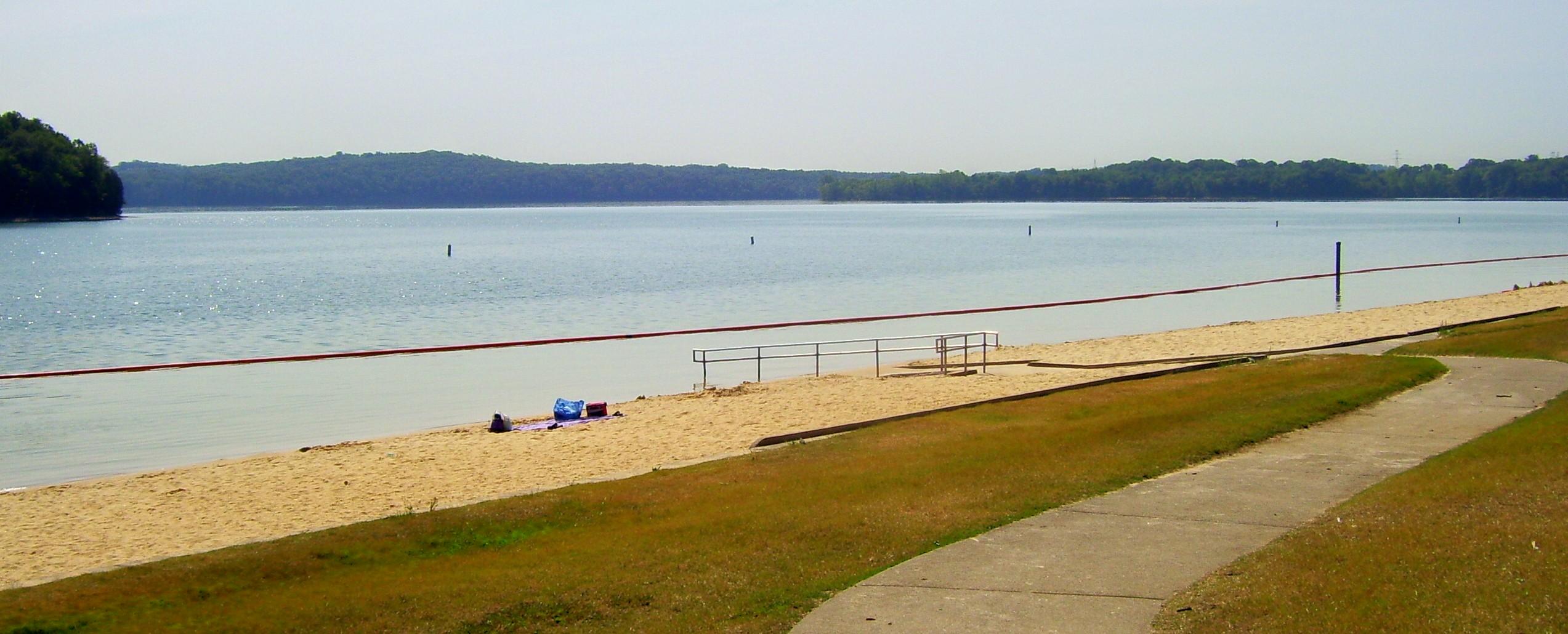 Swimming Beaches Near Nashville Tn