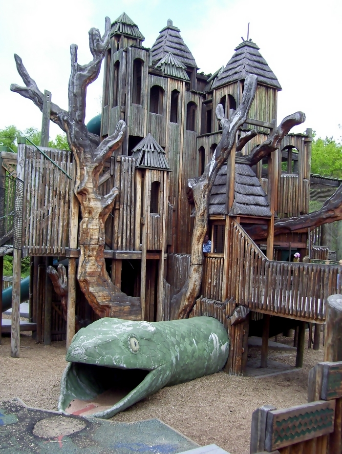 Swing From The Nashville Zoo's Playground | The Brentwood ...