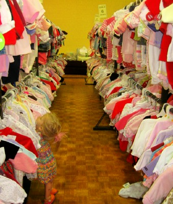 Children S Consignment Sale At Otter Creek Church The