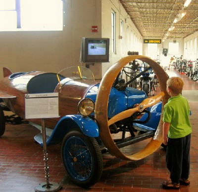 Lane motor museum in nashville a fun thing to do on for Franklin motors nashville tennessee
