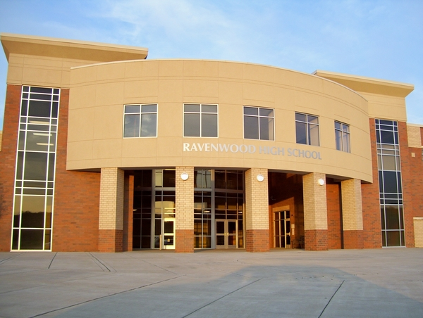 Brentwood's newer high school is ravenwood high school