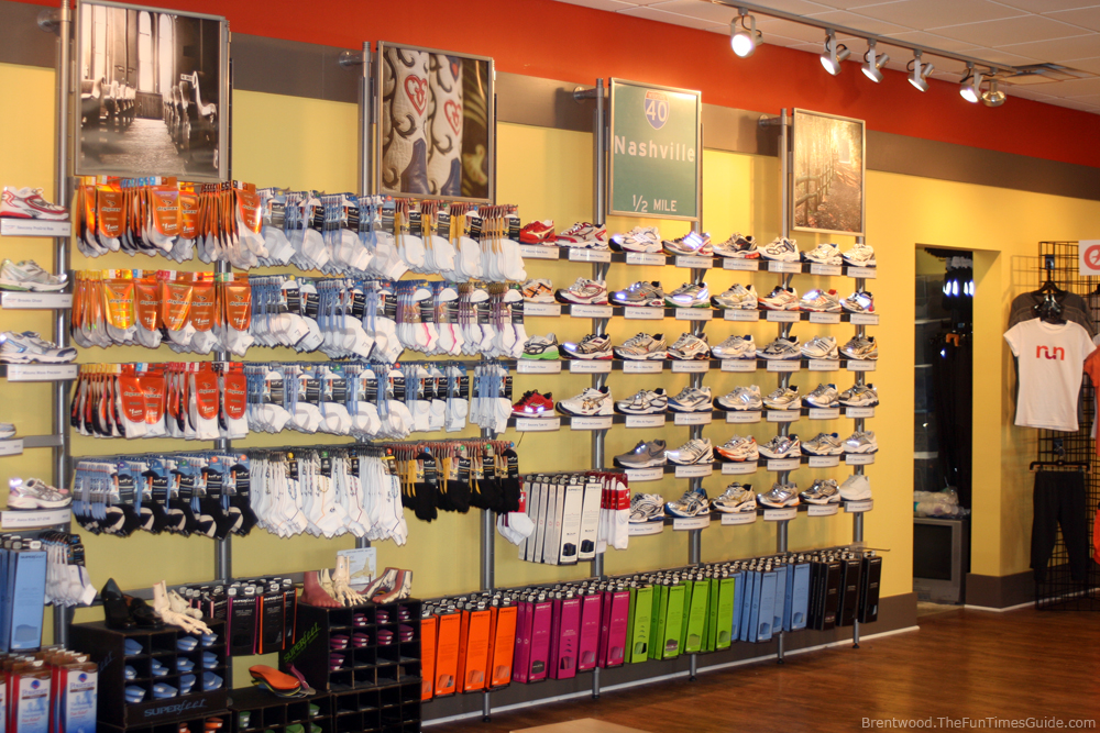 fleet sports store for runners in brentwood tn