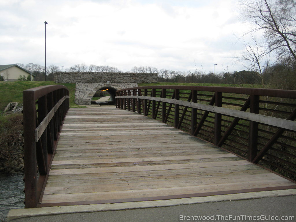 Tower park walking paths in brentwood tennessee the for The brentwood